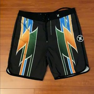 Hurly Phantom Board Shorts